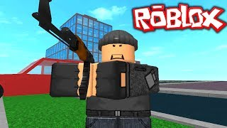 ROBBING A JEWELRY STORE!! Roblox Jailbreak Game! (Roblox Gameplay)