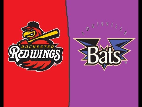 Rochester Red Wings v Louisville Bats