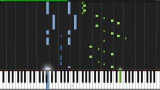 Ride of the Valkyries - Richard Wagner [Piano Tutorial] (Synthesia)
