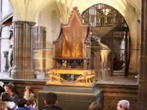 King Edward's Chair