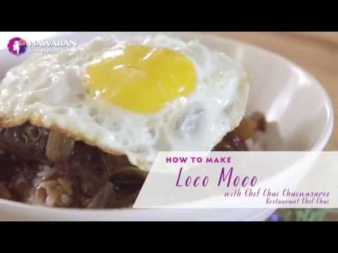 How To Cook Like A Local: Loco Moco
