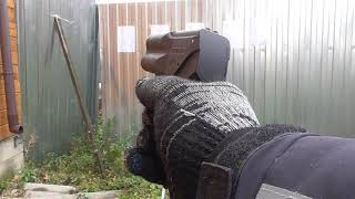 аэрозольный пистолет ПРЕМЬЕР 4 и БАМ СКОРПИОН. Провальный тест((( Отказал ПРЕМЬЕР4