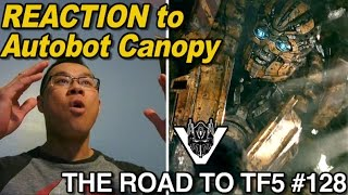 REACTION - Kid's Choice Awards CANOPY Clip / Transformers The Last Knight - [THE ROAD TO TF5 #128]