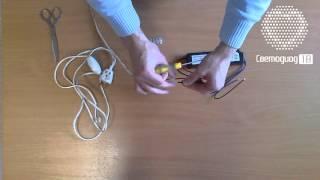 Подключение светодиодной ленты(Инструкция по подключению светодиодной ленты к источнику питания., 2012-07-16T12:17:53.000Z)