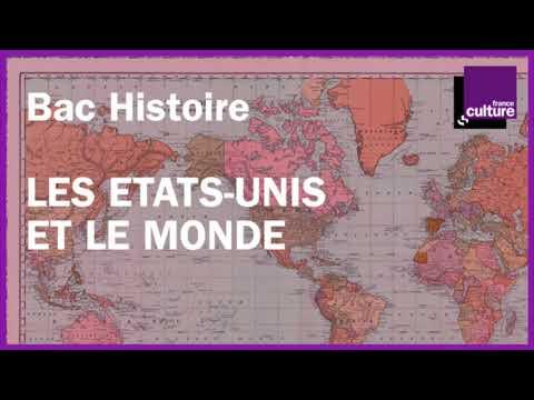 BAC HISTOIRE révisions - États-Unis et le monde