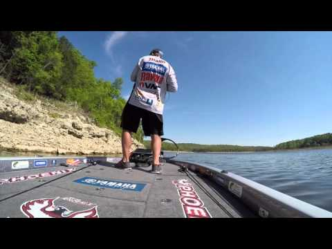 GoPro: Tharp's winning moments on Norfork