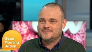 Al Murray Urges People to Sign Up to Blood Stem Cell Register | Good Morning Britain