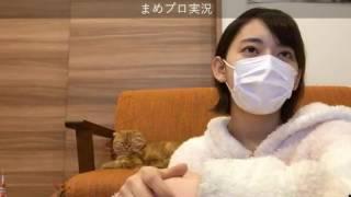 宮脇咲良豆腐プロレス7話実況配信.