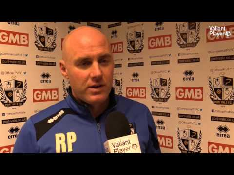 Freeview: Rob Page Pre Sheffield United (A) 2015/16