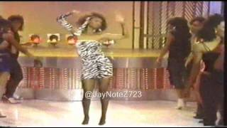 Skyy - Giving It To You (Soul Train Line)(June 14, 1986)(F)