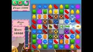 Candy Crush Saga: Level 50 (No Boosters) iPad