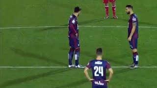 Video Gol Pertandingan Eibar vs Granada U-23