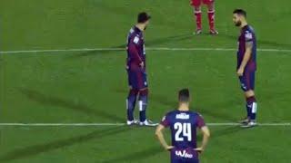Video Gol Pertandingan Eibar vs Granada CF