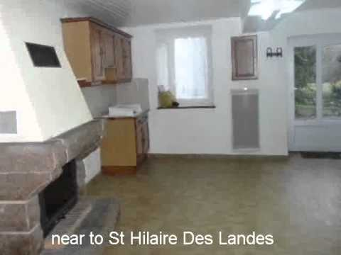 Property For Sale in the France: near to St Hilaire Des Land