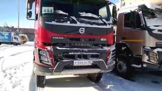 Volvo FMX 6x6 420 лс зверь