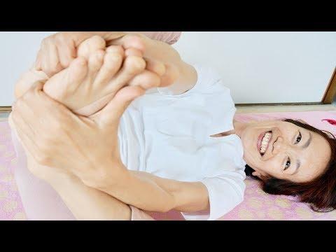 脚の疲れ・むくみ解消☆寝たまま美脚エクササイズ 10分