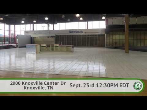 Commercial Auction in Knoxville TN
