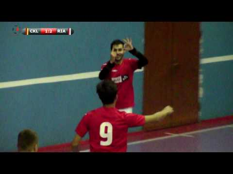 Обзор матча RIA.com - Ciklum United #itliga13