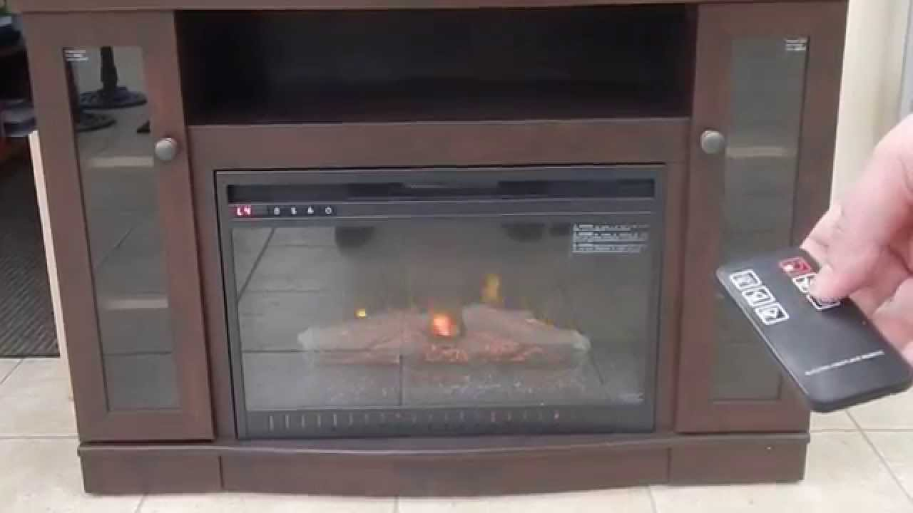 Whalen Fireplace - YouTube