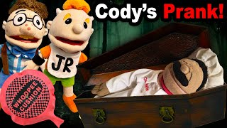 SML Movie: Cody's Prank!