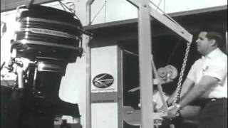 Mercury Outboard Boat Motors Vintage Commercials van 1950 tot 1970