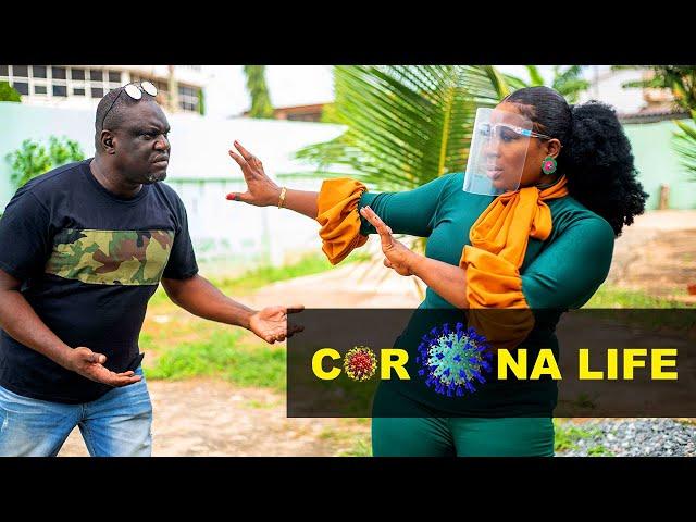Corona Life - Official Promo   | TV SERIES GHANA