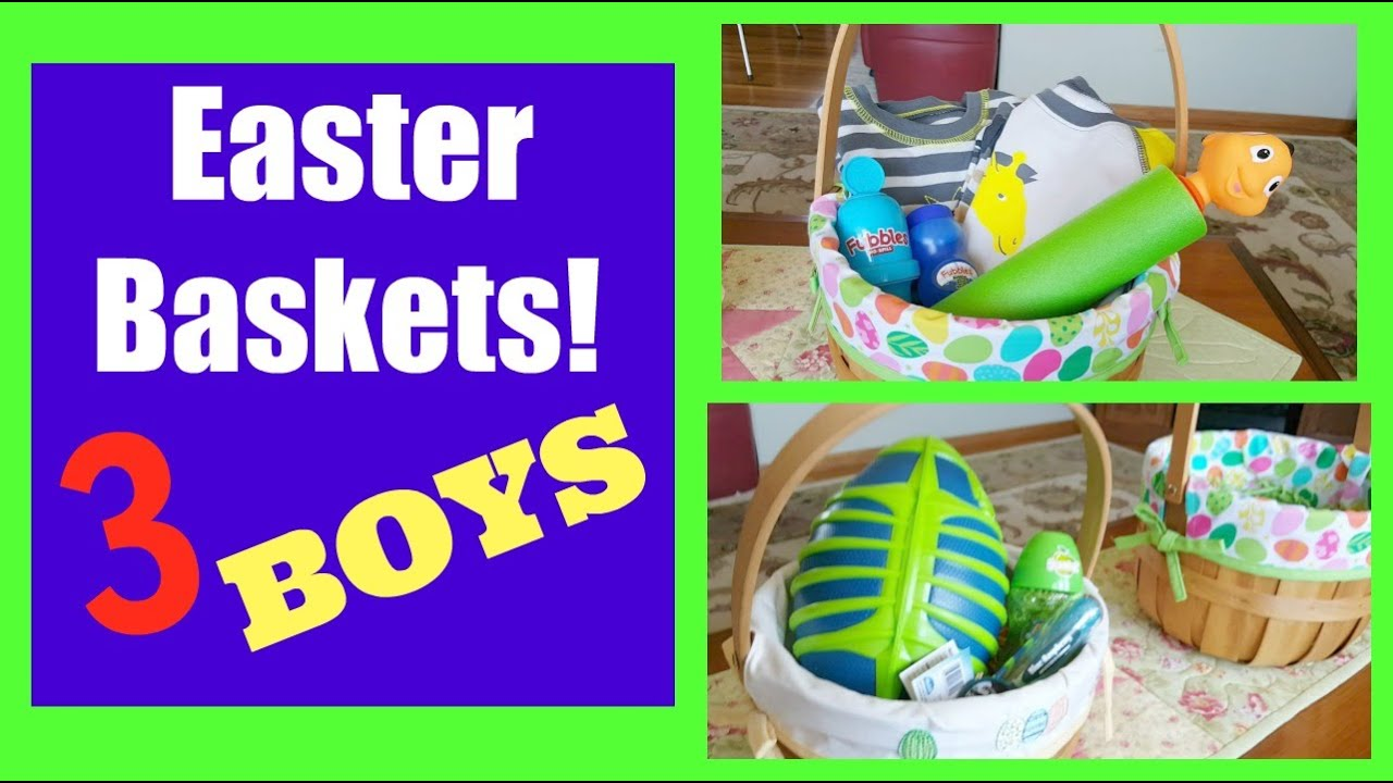 Minimalist easter baskets boys ages 7 45 2 years old youtube minimalist easter baskets boys ages 7 45 2 years old negle Gallery
