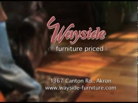 Wayside Furniture: Leather Sofa Television Commercial