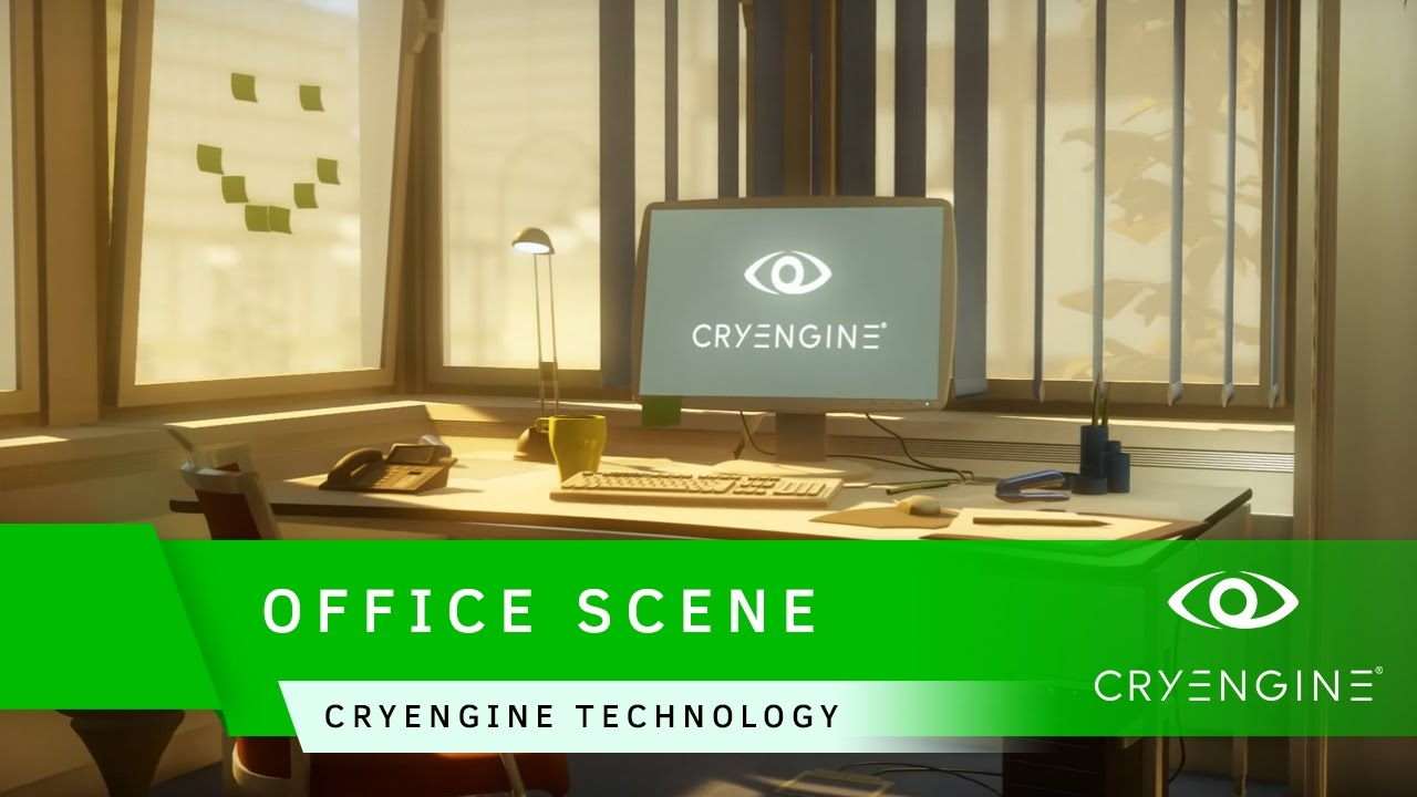 office in designer tool cryengine technology youtube