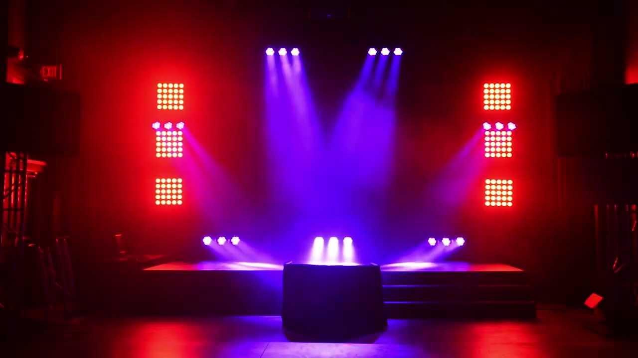 Starlite Audio Visual Amp Lighting Solutions Fall Into
