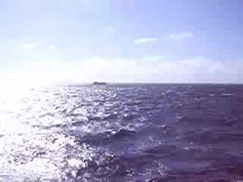 Bay Of Biscay from Cruise Ferry