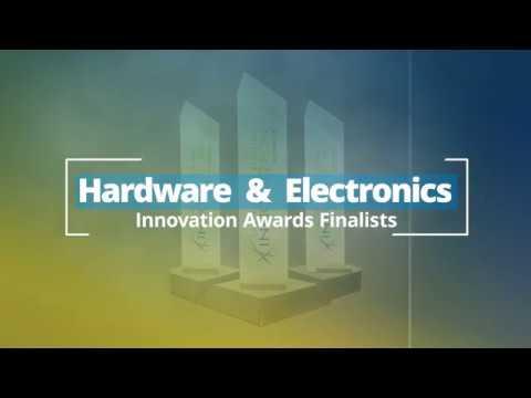 2017 Sacramento Region Innovation Awards - HARDWARE & ELECTRONICS Finalists