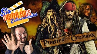 6 EASTER EGGS EXTRAORDINAIRES SUR PIRATES DES CARAIBES