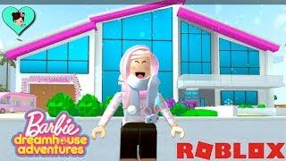 Me Mudo A La Casa De Barbie Dreamhouse Adventures En Roblox Titi Juegos Youtube