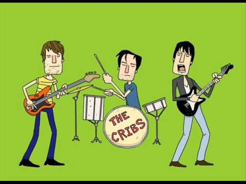 The Cribs The New Fellas Youtube