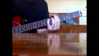 Abate Cruento - EelST (Guitar Cover) Tutorial
