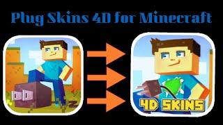 D Skins In Mcpe Videos D Skins In Mcpe Clips Clipzuicom - Skins para minecraft pe en 4d