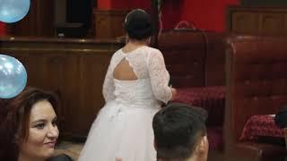 Благодарность родителям на свадьбе от Екатерины