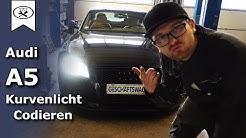 Audi A5 Abbiegelicht  VCDS Codieren  |    Coding the turn-light |  Tutorial  |  VitjaWolf