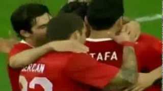 Nuri Sahin Goal Vs Georgia - Georgia 1-3 Turkey - Gürcistan 1-3 Türkiye (24.05.2012) H. Altintop