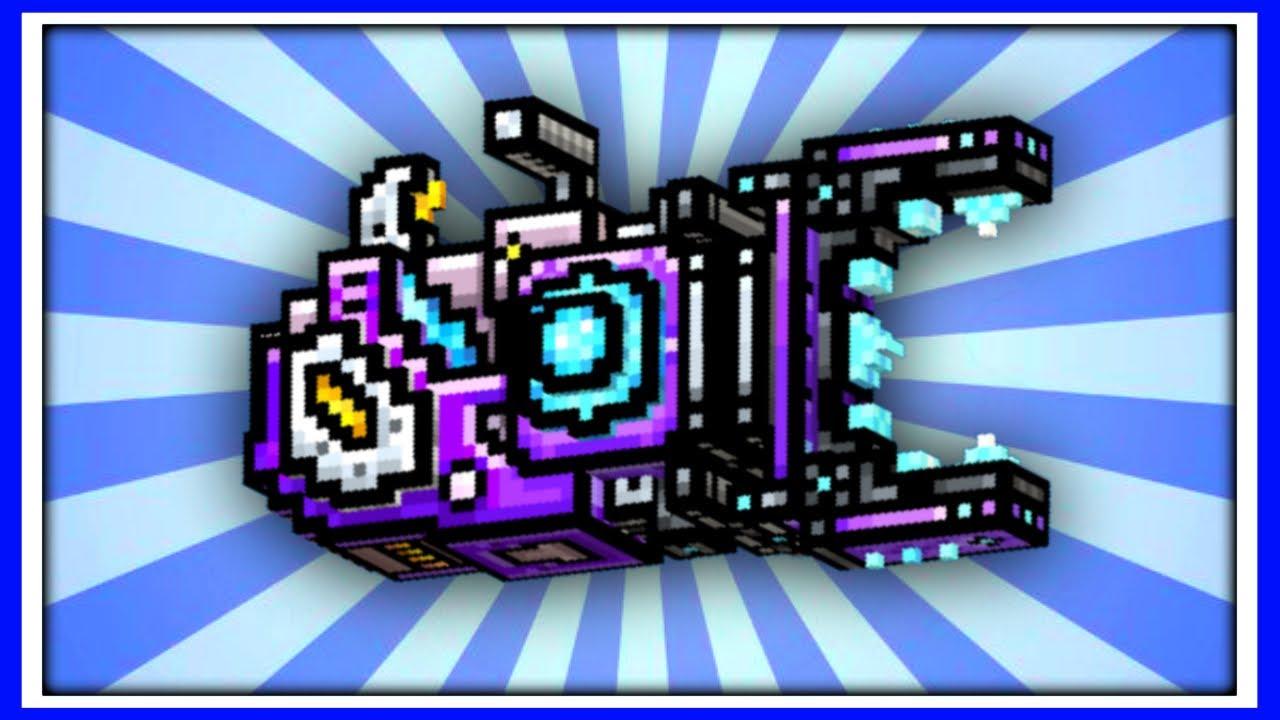 Pixel Gun 3D - Big Fatality Gun [Review] - YouTube