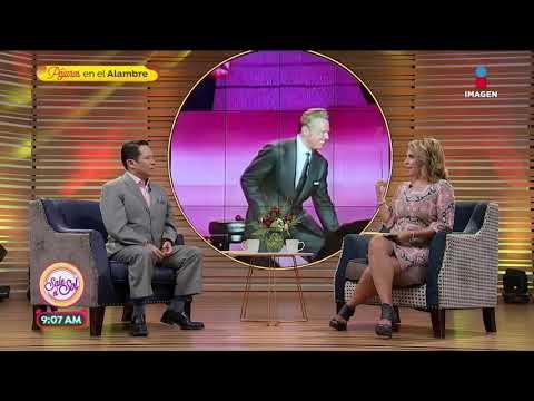 ¡Diego Boneta y Sofi Castro en el concierto de Luis Miguel! | Sale el Sol