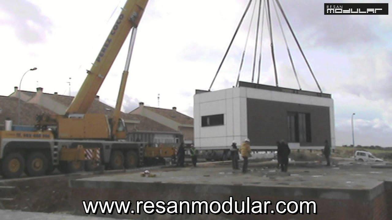 RESAN MODULAR TRANSPORTE - YouTube - photo#44