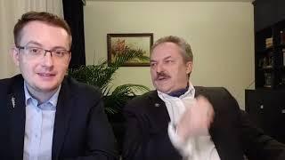 Marek Jakubiak i Robert Winnicki (Konfederacja) - Ojczyzna, wolny rynek i wolny obywatel! (22.03.19)