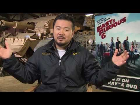 Justin Lin Interview - Fast and Furious 6 Blu-ray Release Mp3