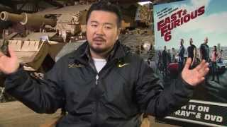Justin Lin Interview - Fast And Furious 6 Blu-ray Release