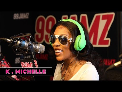 #TNTMS INTERVIEW: K. Michelle Responds To Uncle Murda, Talks New TV Series & More!