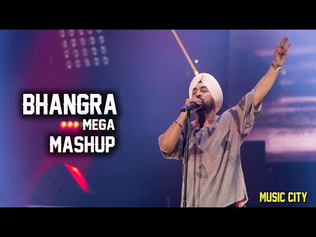 Punjabi Mashup 2018 - Nonstop Bhangra Remix Songs - Latest Punjabi Song 2018