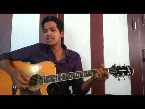 How to play Unakenna venum sollu- cover+lesson