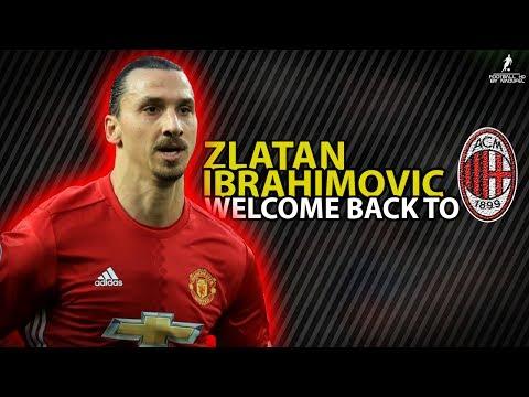 Zlatan IBRAHIMOVIC 2017 ● Welcome back to AC MILAN | Insane skills & Goals 16/17 ● HD 1080p